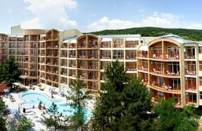 Nisipurile de Aur - Hotel Luna