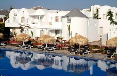 hotel mediterranean beach santorini