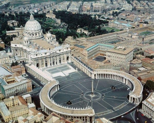 Catedrala Sfantul Petru, Vatican, Italia
