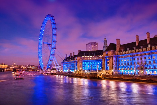 London Eye, Londra, Anglia