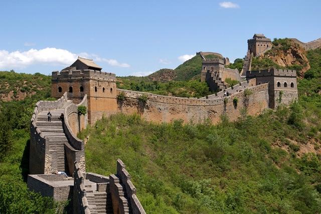 Marele zid chinezesc, Beijing, China