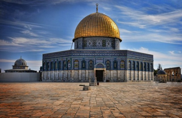 Moscheea Al Aqsa, Ierusalim, Israel