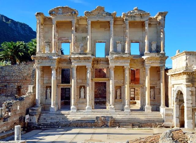 Orasul Antic Efes, Selcuk, Turcia