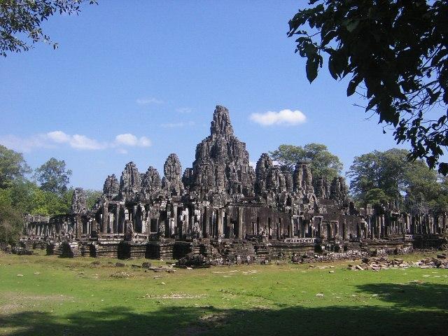 Templul Bayon, Cambodgia