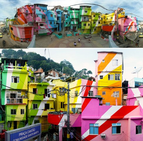 favela rio de janeiro, brazilia