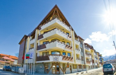 Bansko - Aparthotel Mountview Lodge