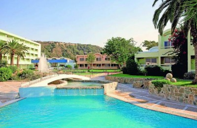 Charter Rhodos - Avra Beach Resort Hotel & Bungalows