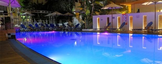 Charter Rhodos - Hotel Agla