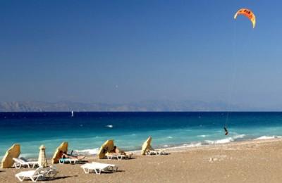 Charter Rhodos - Hotel Belair Beach