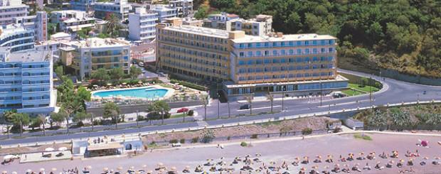 Charter Rhodos - Hotel Belvedere Beach 1