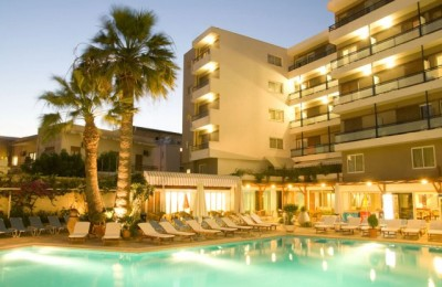 Charter Rhodos - Hotel Best Western Plaza