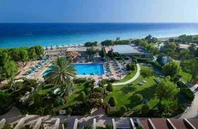 Charter Rhodos - Hotel Blue Bay Beach