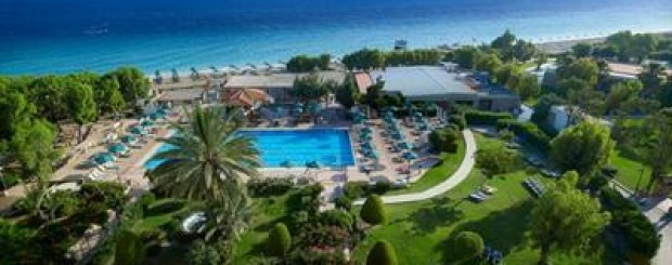 Charter Rhodos - Hotel Blue Bay Beach