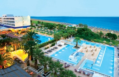 Charter Rhodos - Hotel Blue Star 1