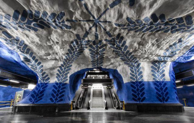 Statia Centralen, Stockholm, Suedia