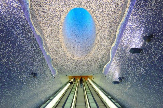 Statia de metrou Toledo, Napoli, Italia