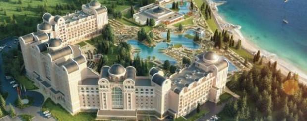 Sunny Beach - Hotel RIU Helios Paradise