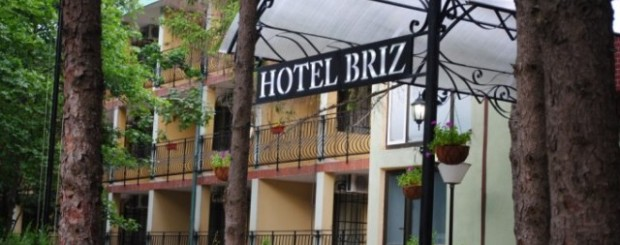 nisipurile de aur - hotel briz