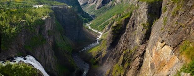 norvegia cascada Voringsfoss
