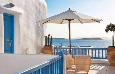 Charter Mykonos - Hotel Harmony