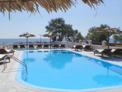 Charter Santorini Hotel Blue Diamond Bay