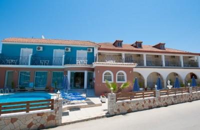 Charter Zakynthos Hotel Apollon