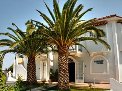 Charter Zakynthos - Hotel Paradise Beach 1