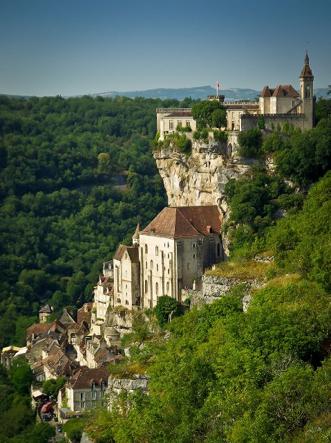 Rocamadour, Franta
