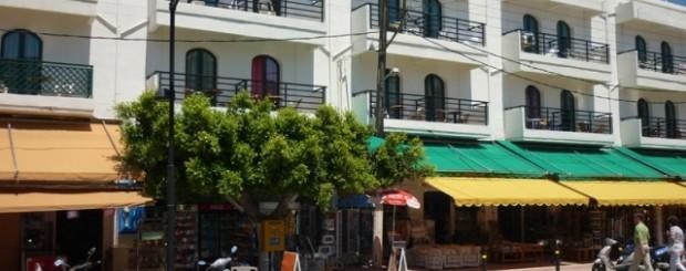 charter creta Hotel Pela Maria