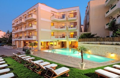 charter creta hotel LEFTERIS APARTMENTS