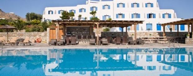 charter mykonos - hotel YIANNAKI