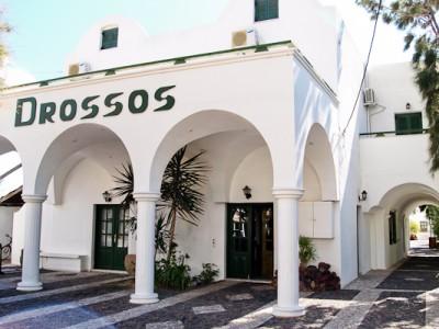 charter santorini Hotel Drossos