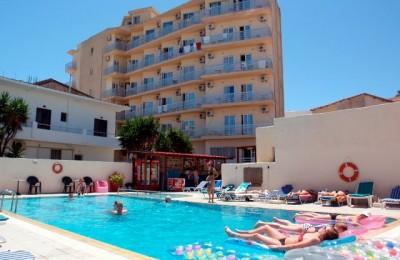 charter Rhodos Hotel Europa
