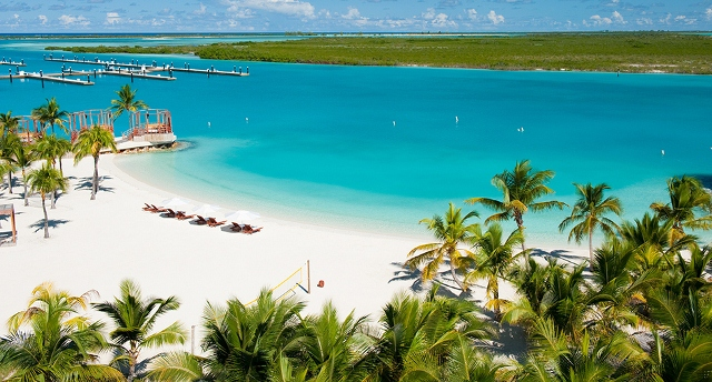 1. Providenciales (Turks And Caicos) 1