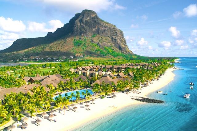 8. Mauritius 1