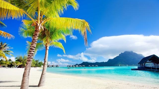 9. Bora Bora (French Polynesia) 1