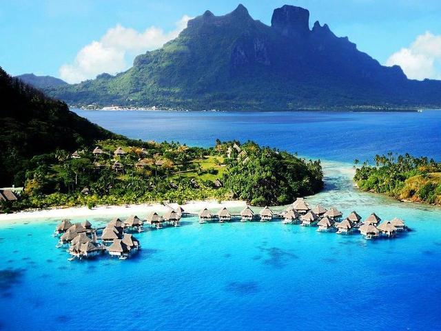 9. Bora Bora (French Polynesia)