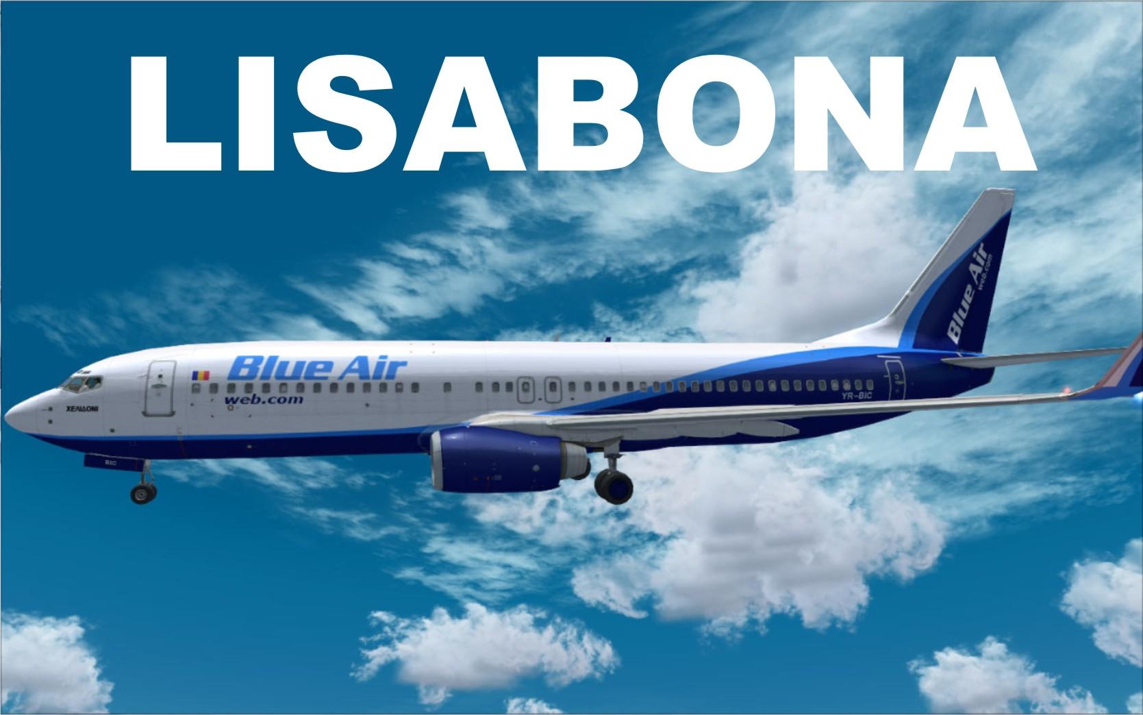 blueair lisabona
