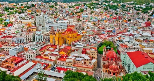 5 Guanajuato, Mexico